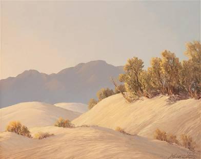 John W. Hilton (American, 1904-1983) Sand Dune