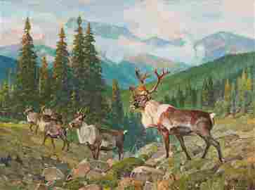 Carl Clemens Moritz Rungius (American, 1869-1959)