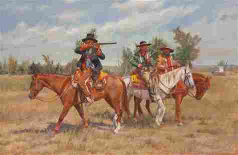Sherry Blanchard Stuart (American, b. 1941) Texas