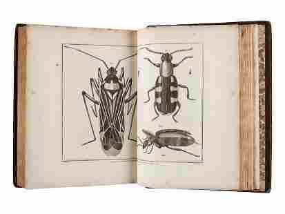 ADAMS, George (1750-1795). Essays on the Microscope,