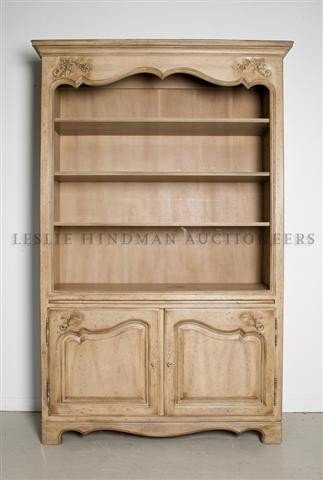 A French Provincial Style Bookcase, John Widdicomb, Hei