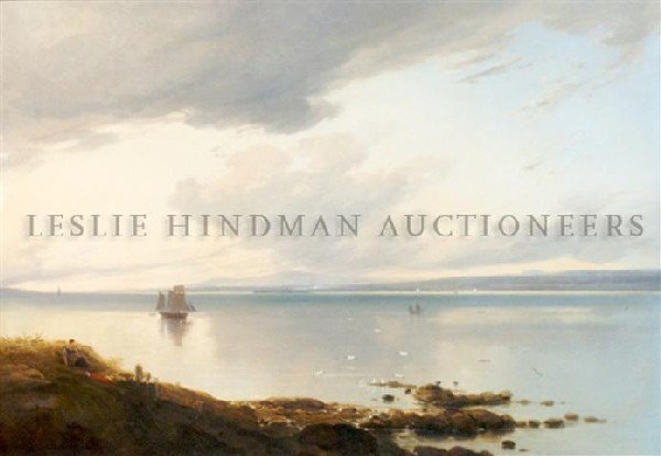 Andrew Wilson, (Scottish, 1780-1848), The Firth of Fort
