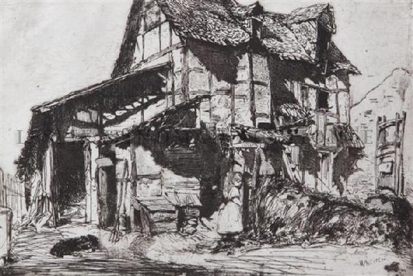 11: James Abbott McNeill Whistler, (American, 1834-1903