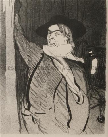 18: Henri de Toulouse-Lautrec, (French, 1864-1901), Ari