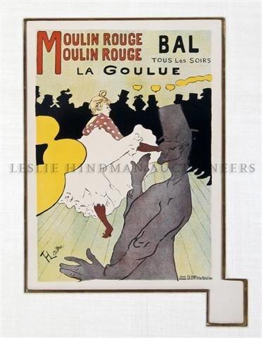 20: Henri de Toulouse-Lautrec, (French, 1864-1901), Mou