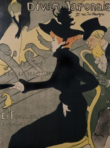 22: Henri de Toulouse-Lautrec, (French, 1864-1901), Div