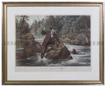 1124 Currier  Ives Nathaniel Currier 18131888 an