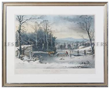 1138: Currier & Ives, (Nathaniel Currier (1813?1888) an