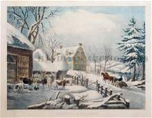 1140: Currier & Ives, (Nathaniel Currier (1813?1888) an