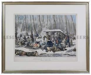 1147: Nathaniel Currier, (American, 1813?1888), America
