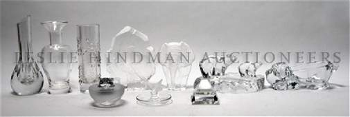484: A Collection of Glass Articles, Height of tallest
