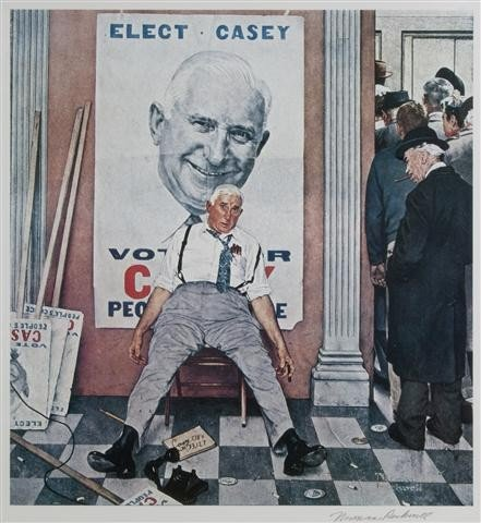 15A: Norman Rockwell (American, 1894-1978)