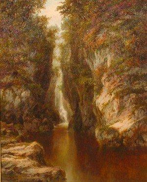 7: Albert E. Gyngell, (British, 1874-1911), Stream in C