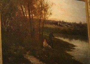12: Girard Burgsen, , Along the Shore