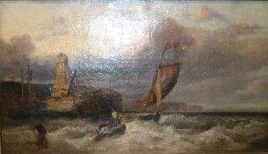15: Unknown Artist, , Nautical Scene