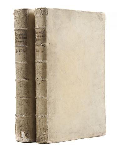 9: BARONIO, CESARE; RINALDI, ODORICO. Annales ecclesias