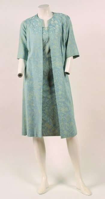17: B.H. Wragge Linen Dress and Coat