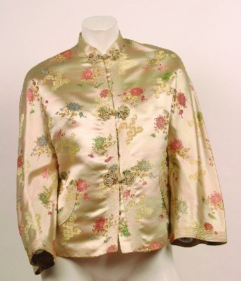 22: Silk Brocade Jacket