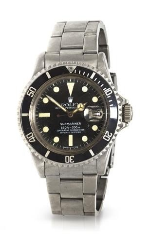 315: A Stainless Steel Submariner Wristwatch, Rolex, Ci