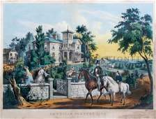 Nathaniel Currier, (American, 1813û1888), American