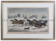 643 Currier  Ives Nathaniel Currier 18131888 and