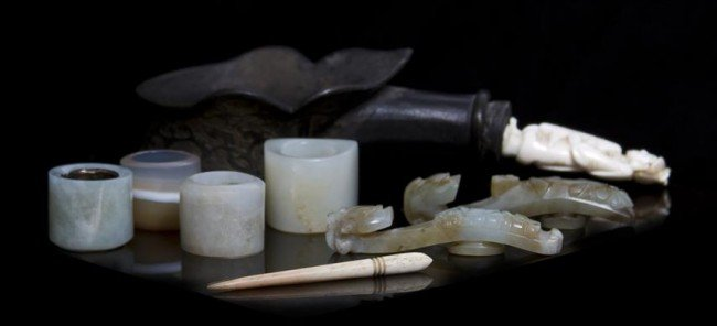 20: A Collection of Chinese Jade Articles, Length of la