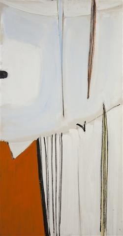 6: Sir Terry Frost, (British, 1915-2003), Orange and Bl