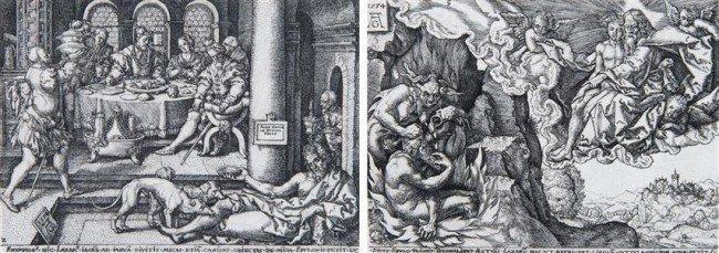 390: Heinrich Aldegrever, (German, 1502-circa 1561), A