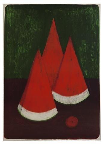 420: Rufino Tamayo, (Mexican, 1899-1991), Watermelons