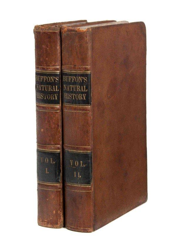 6: BUFFON, GEORGE LOUIS LECLERC, COMTE DE. Natural Hist