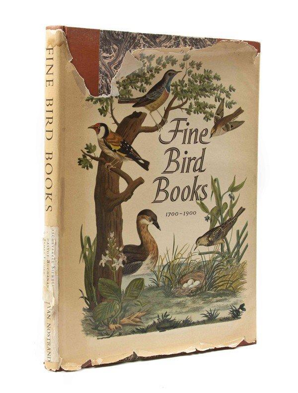 12: SITWELL, SACHEVERELL, et al. Fine Bird Books, 1700-