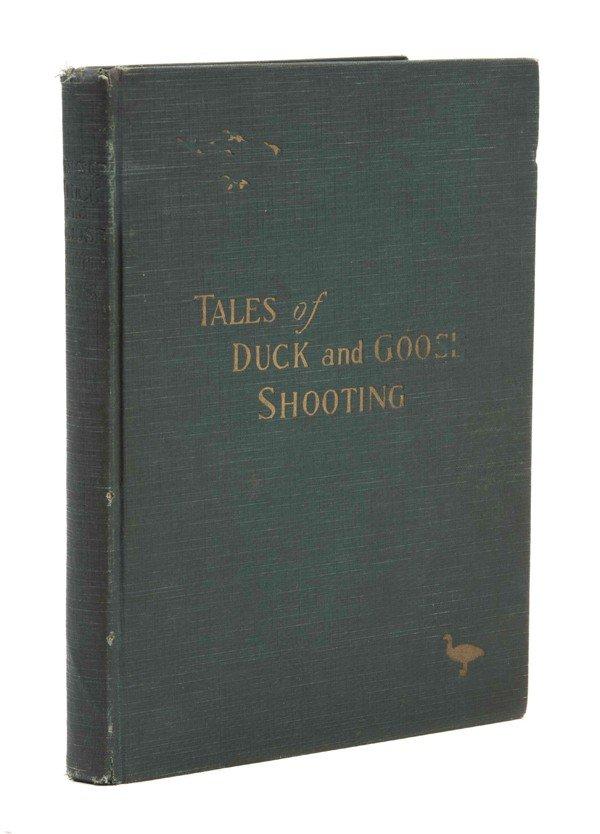 16: (SPORTING) HAZELTON, WILLIAM C., et al. Tales of Du