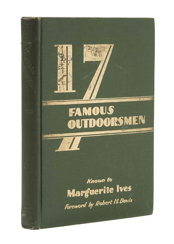 17: (SPORTING) IVES, MARGUERITE. Seventeen Famous Outdo