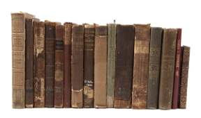 155 MEDICINE A group of 16 books on diseases includ