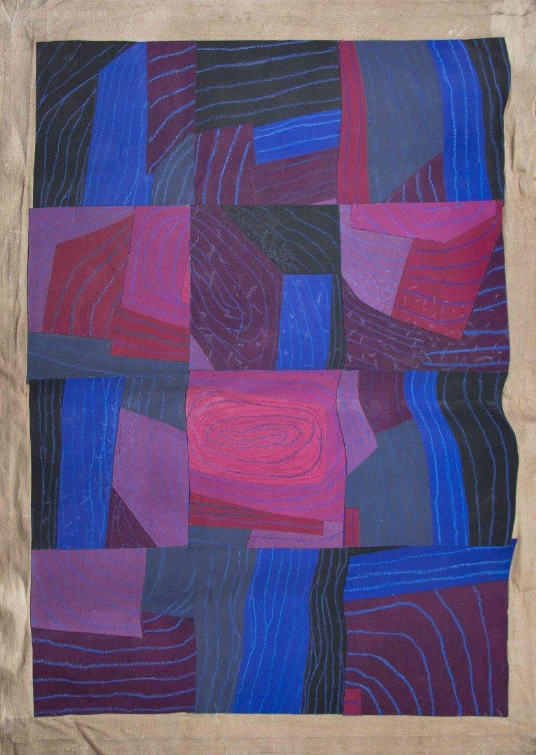 5: Margo Hoff, (American, 1912-2008), Whirlpool River