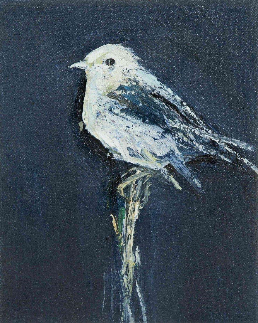 6: John Alexander, (American, b. 1945), Mr. Cold Bird,