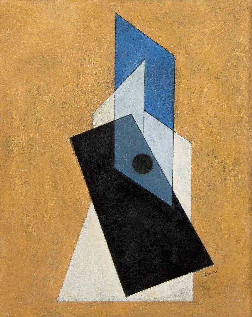 22: Charles Green Shaw, (American, 1892-1974), Lighthou