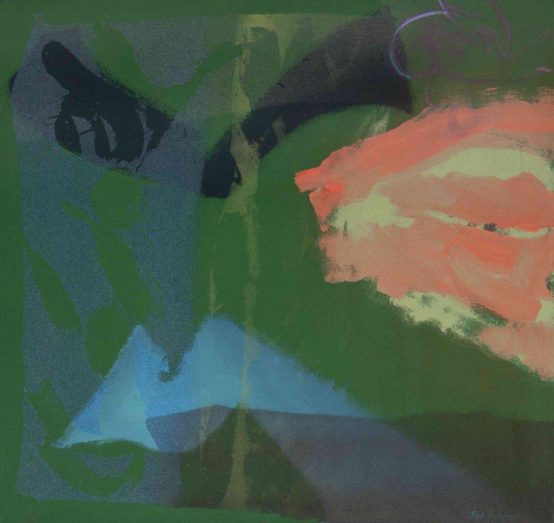 23: Syd Solomon, (American, b. 1917), Shoremold, 1976