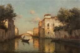 284 Antoine Bouvard French 18701956 Venetian Can