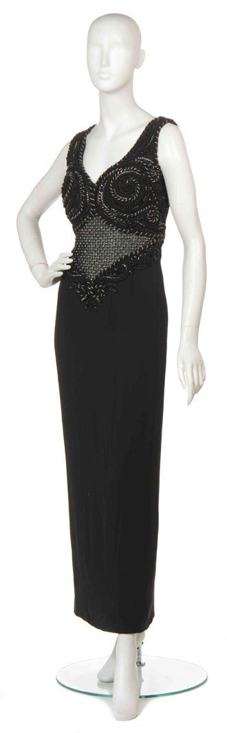 3: Balestra, (Italian), Evening Gown