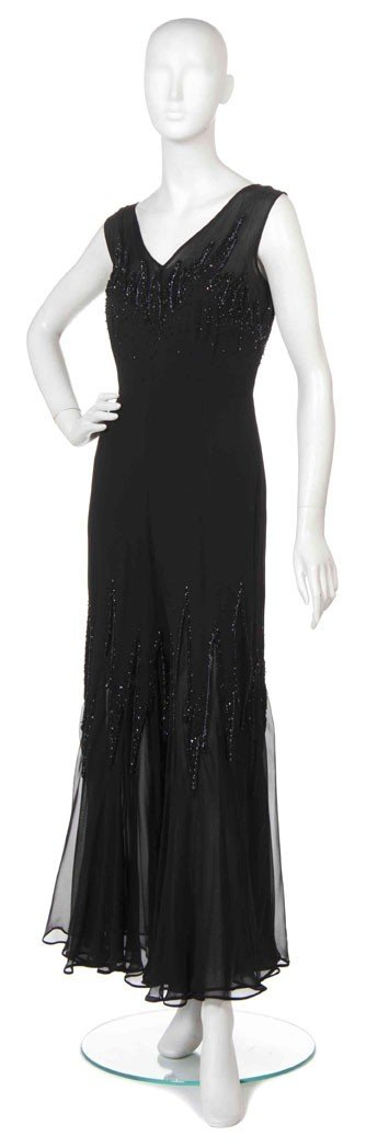 5: Balestra, (Italian), Evening Jumpsuit