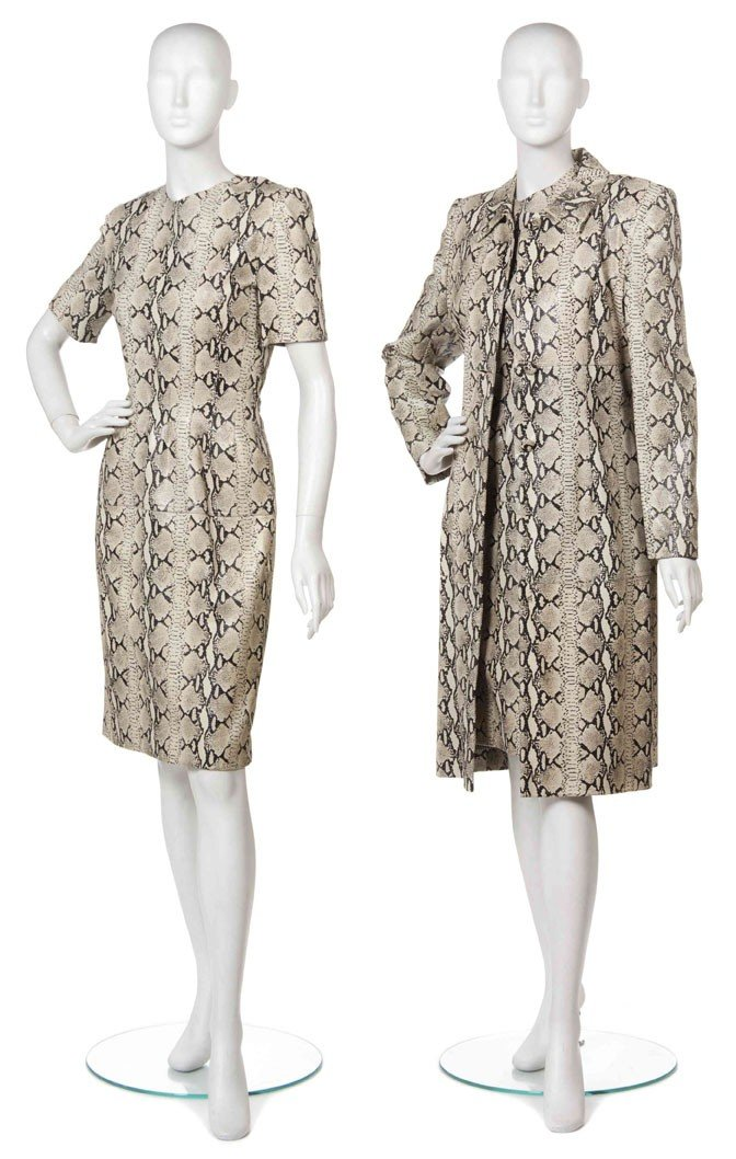 15: Carolina Herrera, (Venezuelan, b. 1939), Dress Suit