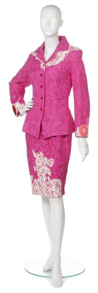24: Christian Lacroix, (French, b. 1951), Skirt Suit