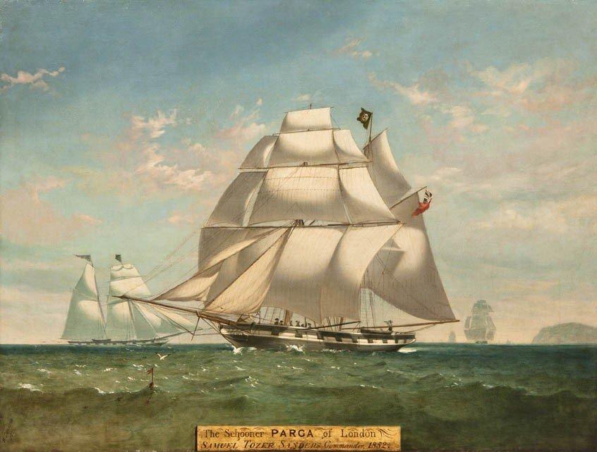 2: William Dunnage, (British, fl. 1830-1870), The Schoo