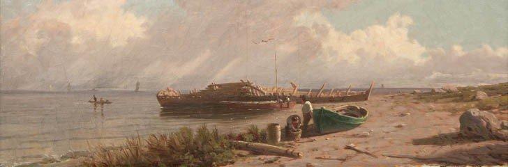 19: George Lafayette Clough, (American, 1824-1901), Lon