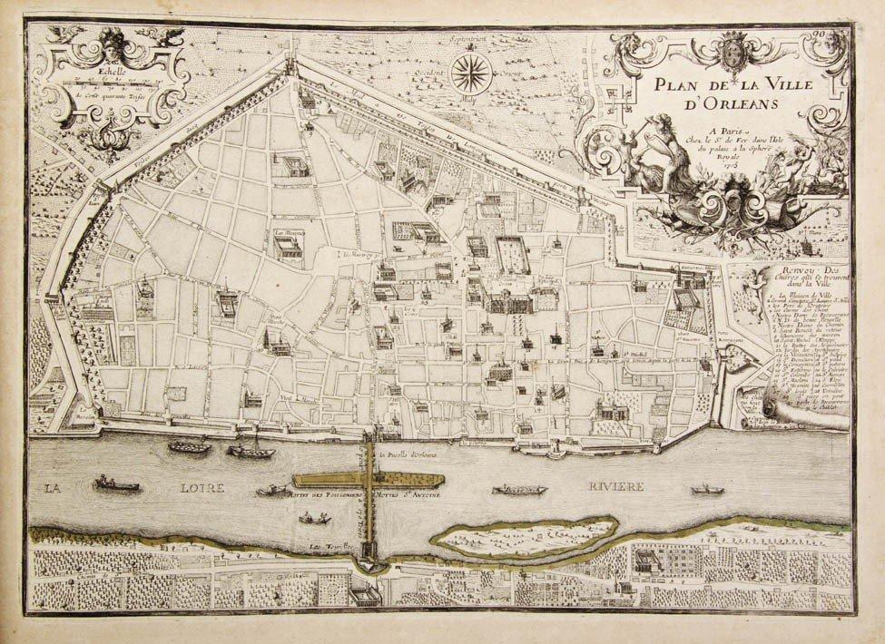 6: DE FER, NICHOLAS. L'Atlas Curieus. Paris, 1705 [-171