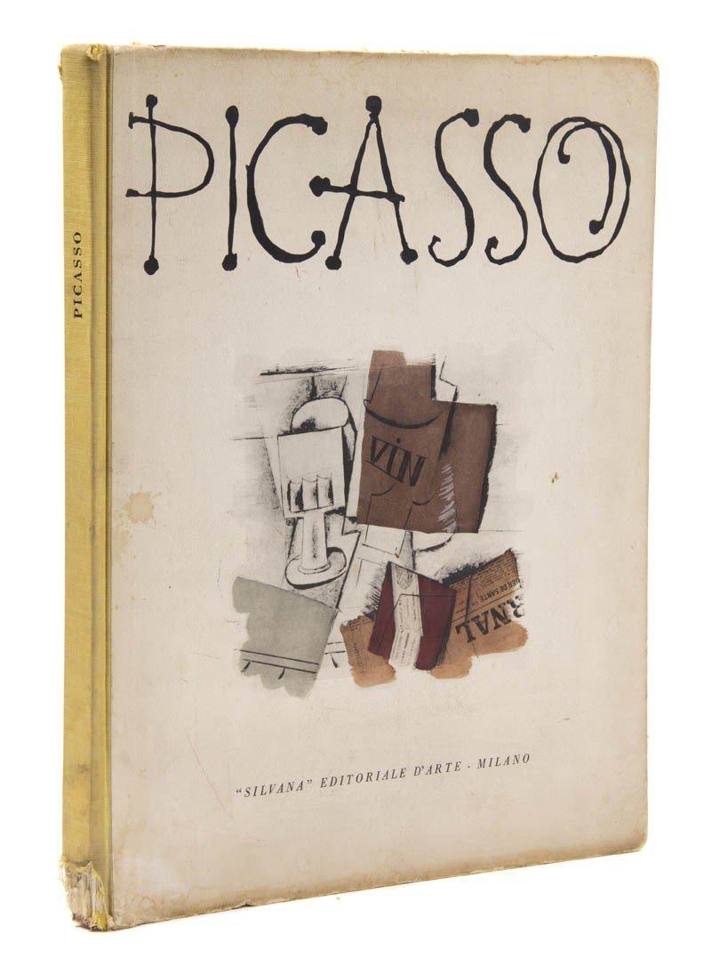 428: (PICASSO, PABLO) RUSSOLI, FRANCO. Picasso. Venti p