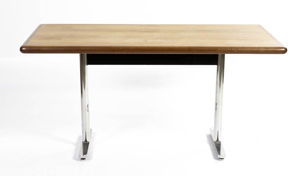 12: A Helikon Writing Table, Height 30 x width 60 x dep