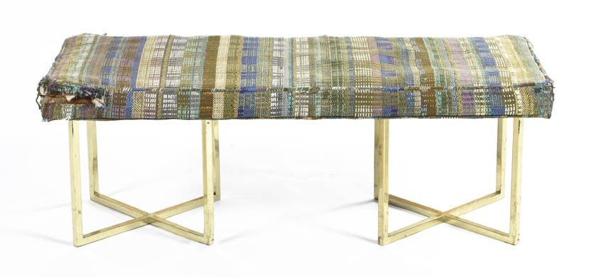 15: An American Bench, Length 48 inches.
