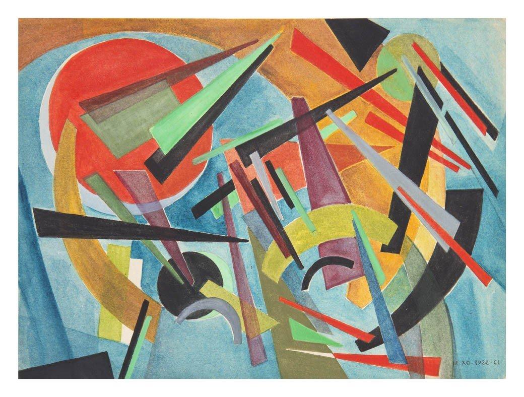 2: Nadia Khodasevich-Leger, (French/Russian, 1904-1982)